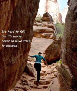 hard to fail